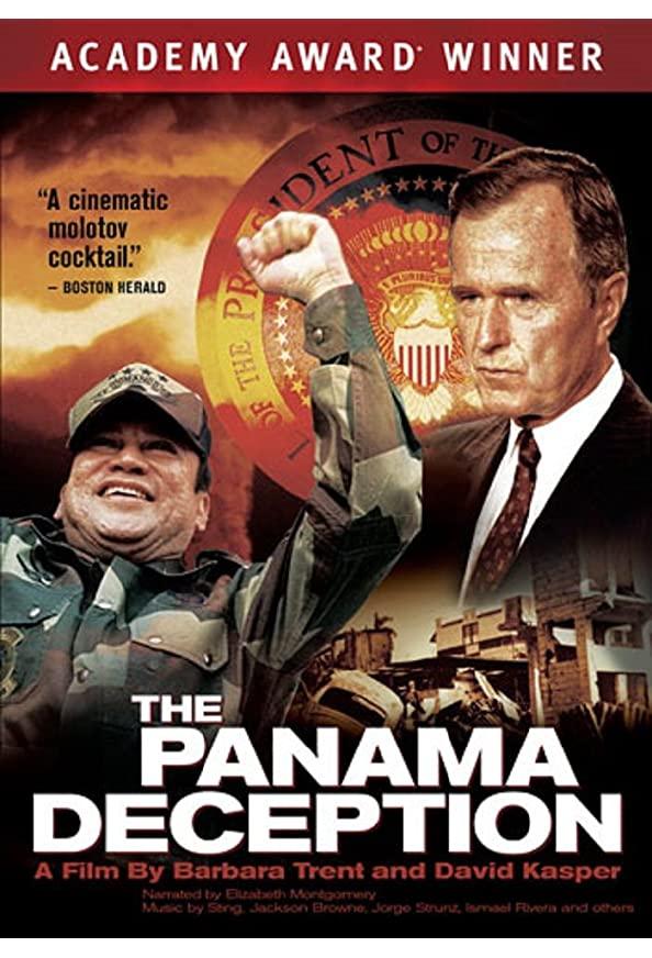 The Panama Deception kapak