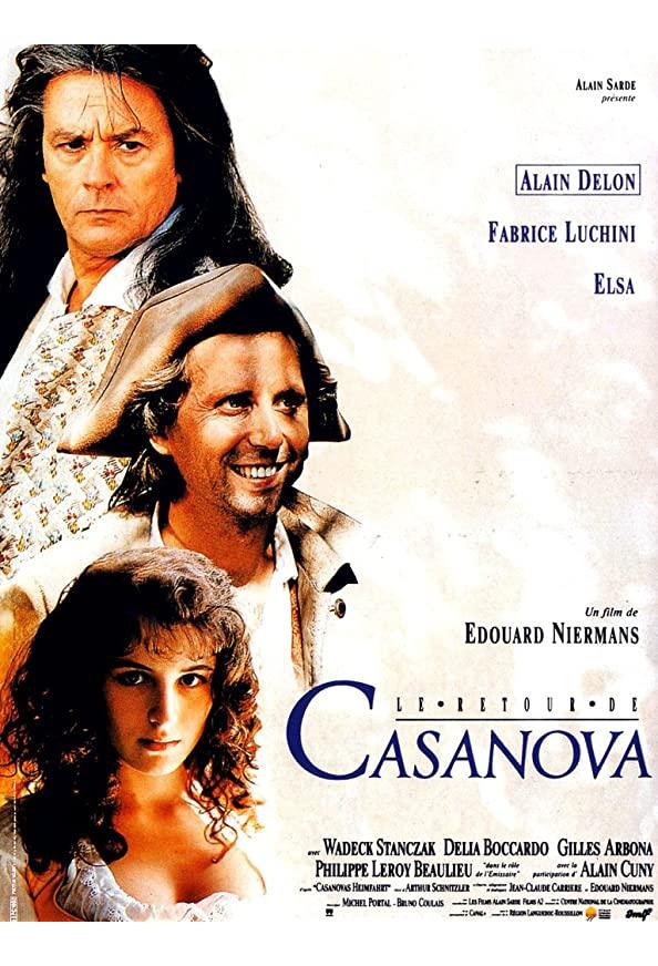 Le retour de Casanova kapak