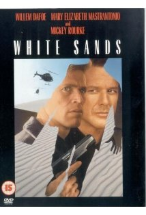 White Sands kapak