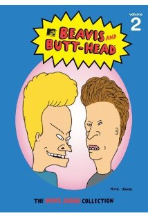 Beavis and Butt-Head kapak