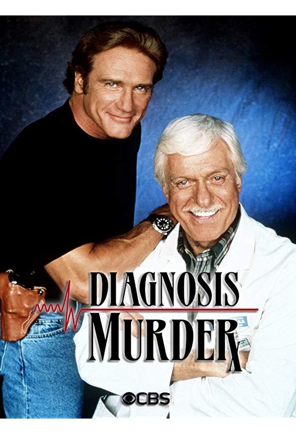 Diagnosis Murder kapak