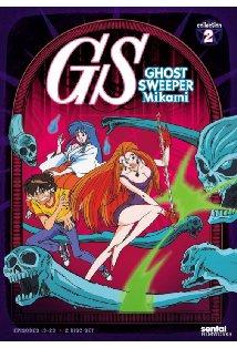 Ghost Sweeper Mikami kapak