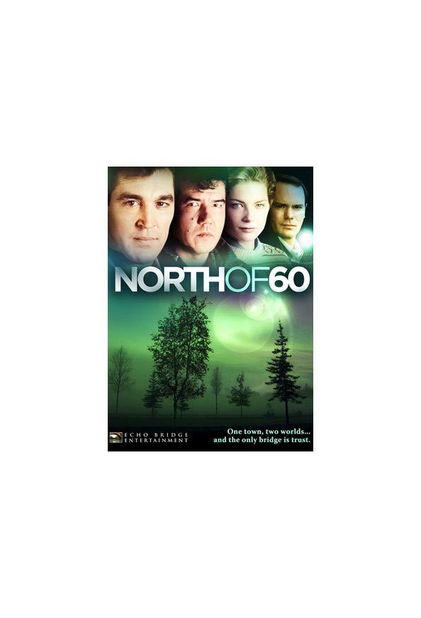 North of 60 kapak