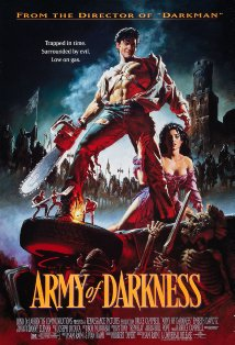 Army of Darkness kapak