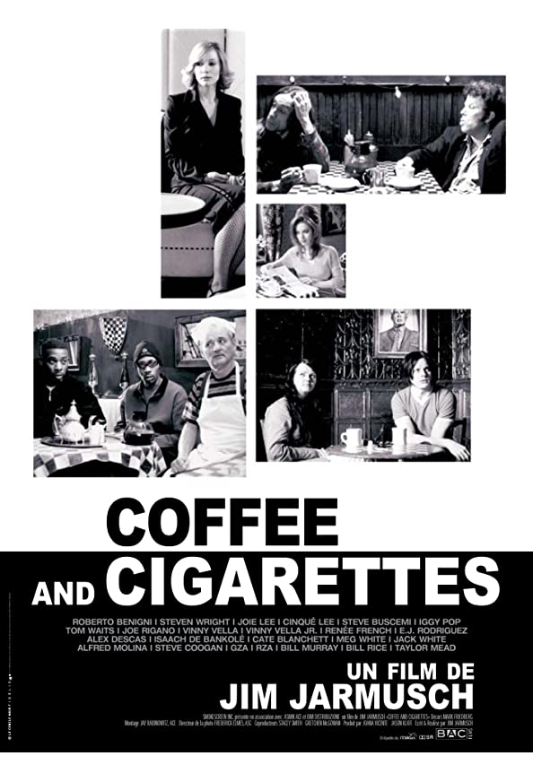 Coffee and Cigarettes III kapak