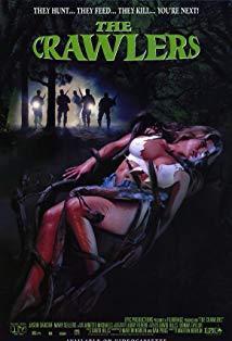 The Crawlers kapak