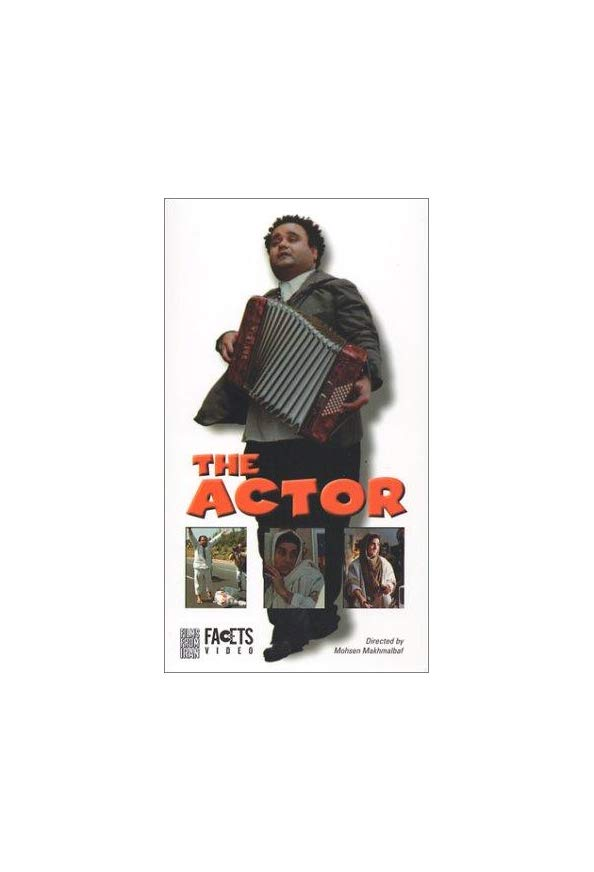 The Actor kapak