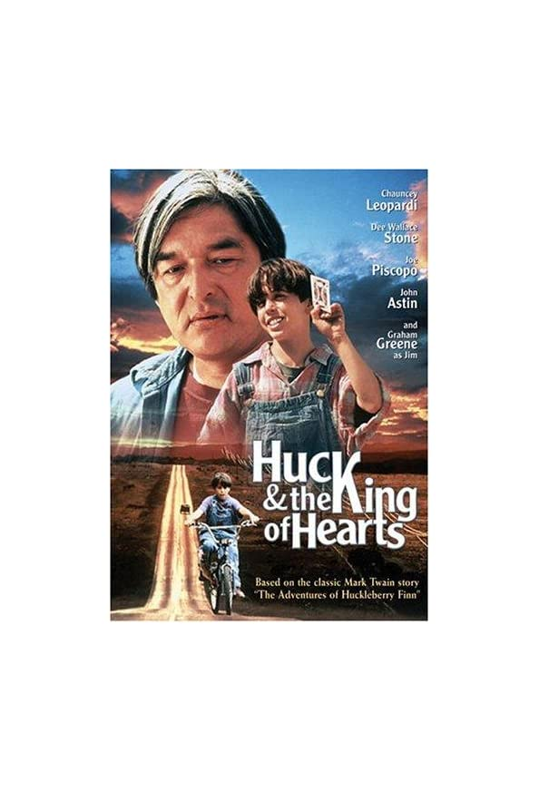 Huck and the King of Hearts kapak