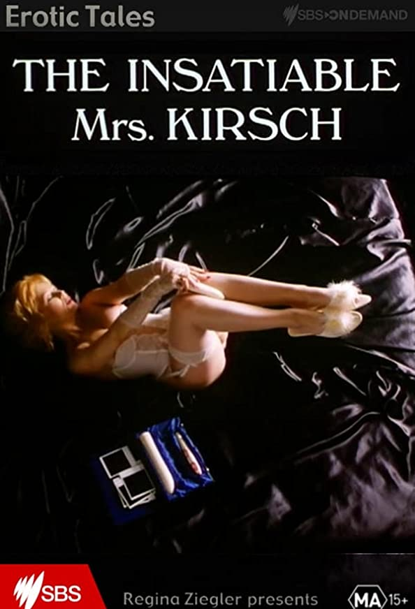 The Insatiable Mrs. Kirsch kapak