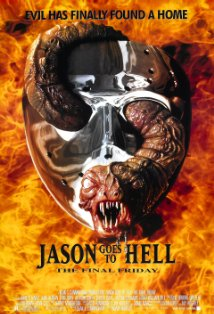Jason Goes to Hell: The Final Friday kapak