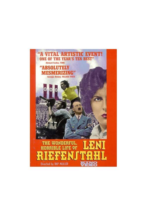 The Wonderful, Horrible Life of Leni Riefenstahl kapak