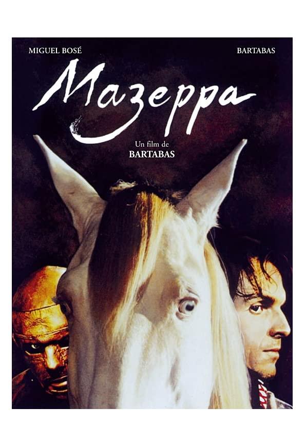 Mazeppa kapak