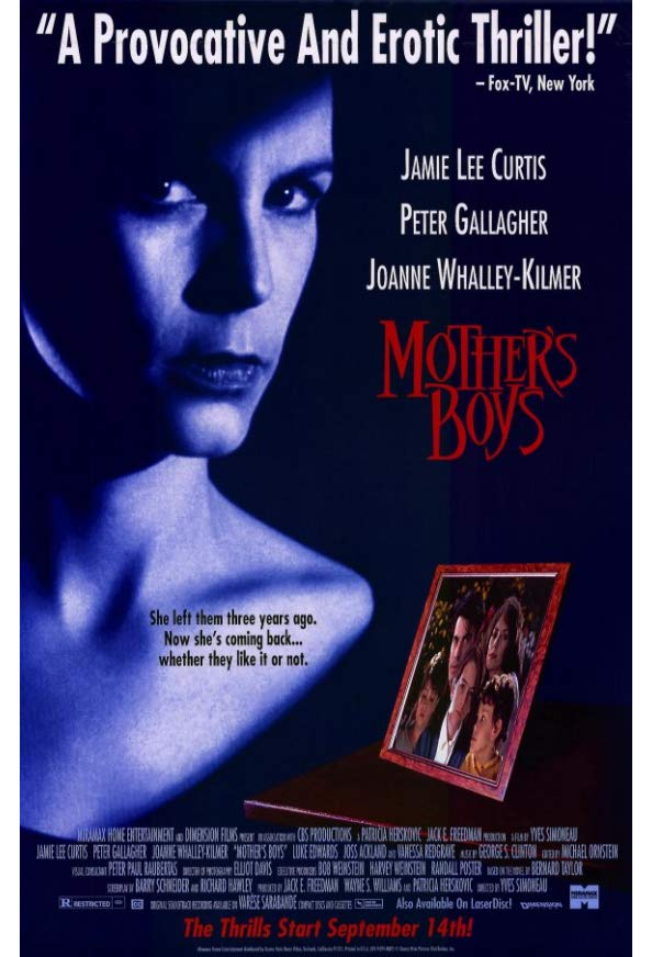 Mother's Boys kapak