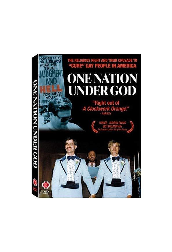 One Nation Under God kapak