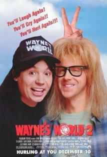 Wayne's World 2 kapak