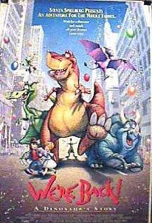 We're Back! A Dinosaur's Story kapak