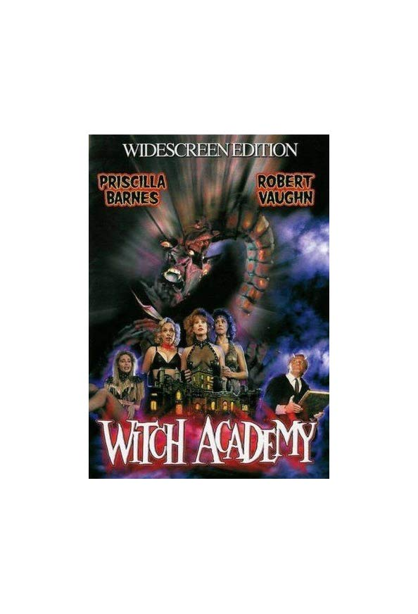 Witch Academy kapak