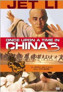 Wong Fei Hung III: Si wong jaang ba kapak