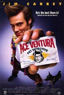 Ace Ventura: Pet Detective kapak