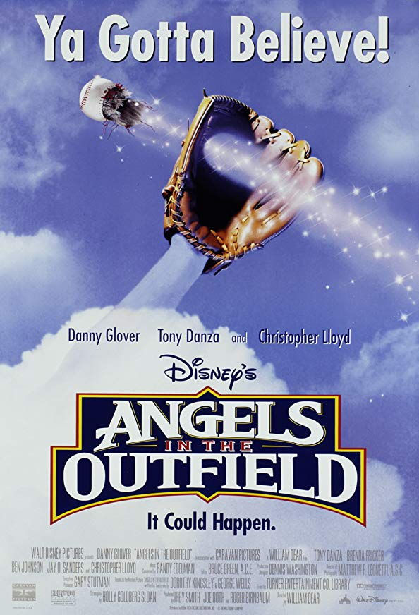 Angels in the Outfield kapak