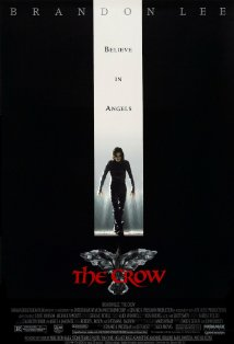 The Crow kapak