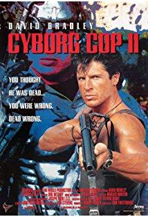 Cyborg Cop II kapak
