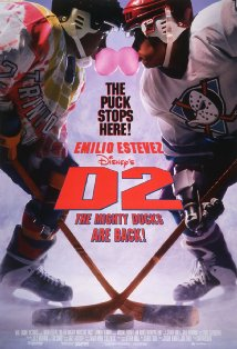 D2: The Mighty Ducks kapak