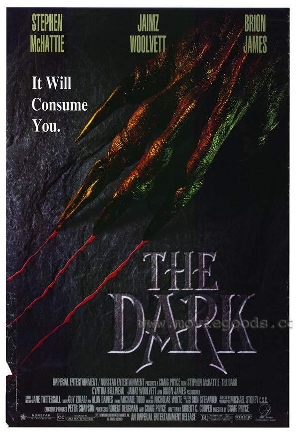 The Dark kapak