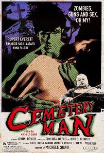 Cemetery Man kapak