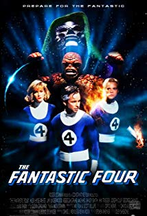 The Fantastic Four kapak