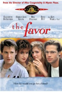 The Favor kapak