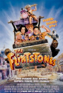 The Flintstones kapak