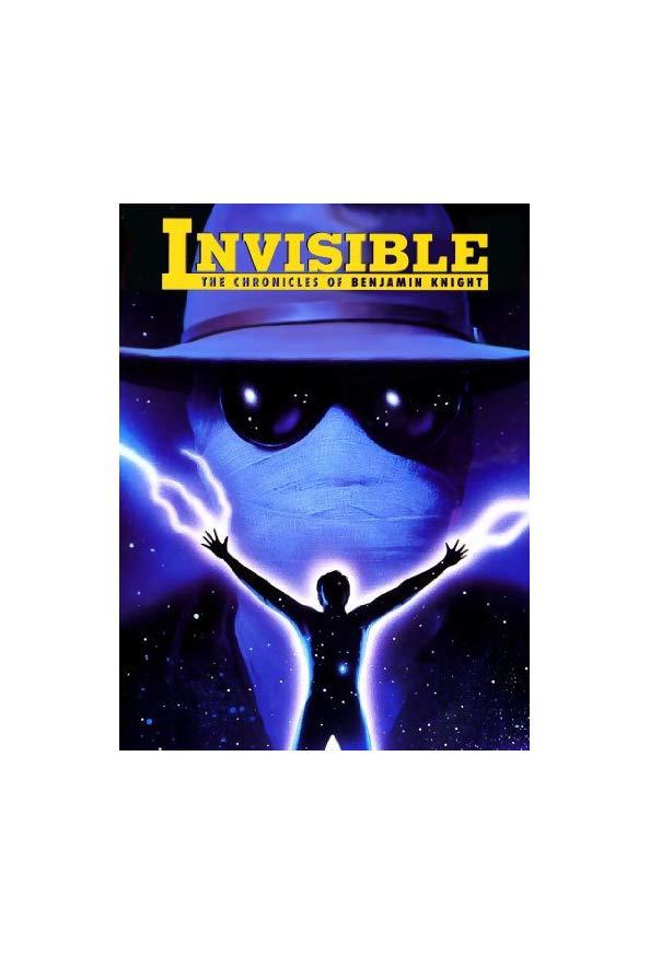 Invisible: The Chronicles of Benjamin Knight kapak
