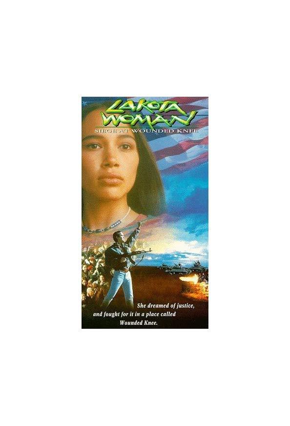 Lakota Woman: Siege at Wounded Knee kapak