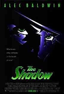 The Shadow kapak