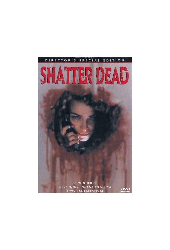 Shatter Dead kapak