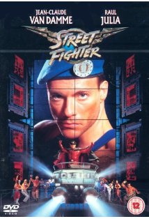 Street Fighter kapak