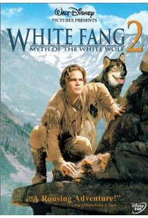 White Fang 2: Myth of the White Wolf kapak