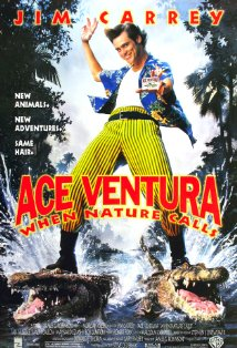 Ace Ventura: When Nature Calls kapak