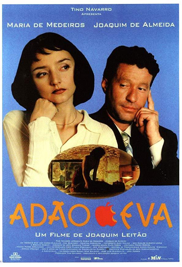 Adão e Eva kapak