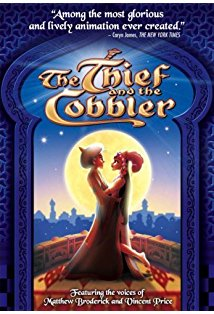 The Thief and the Cobbler kapak