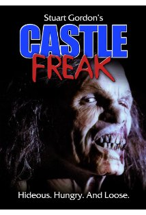 Castle Freak kapak