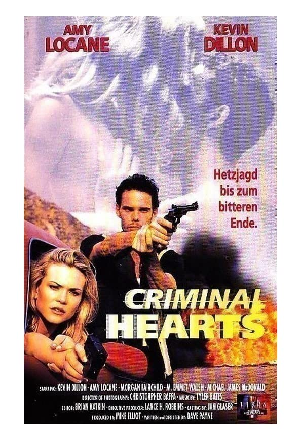 Criminal Hearts kapak