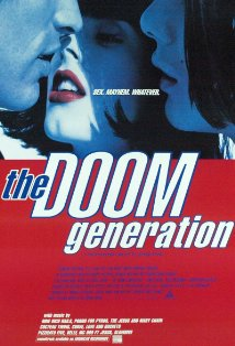 The Doom Generation kapak
