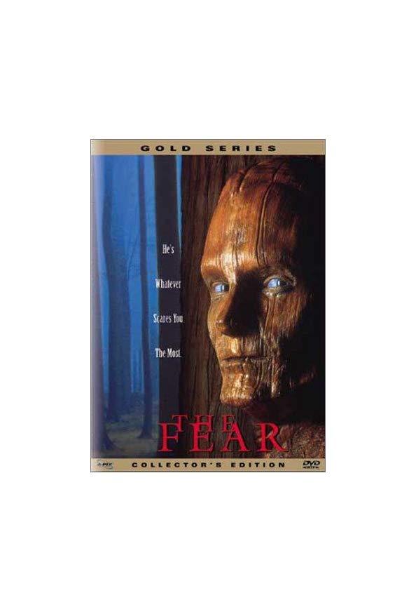 The Fear kapak