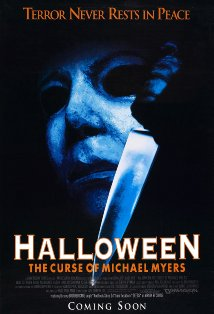 Halloween: The Curse of Michael Myers kapak