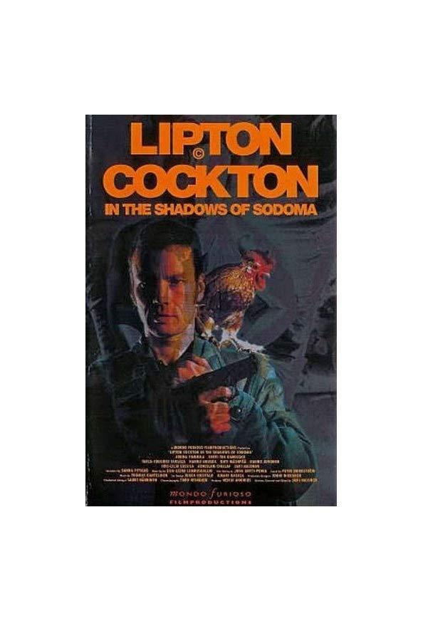 Lipton Cockton in the Shadows of Sodoma kapak