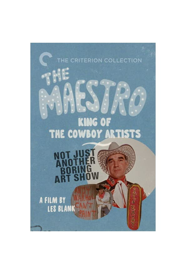 The Maestro: King of the Cowboy Artists kapak