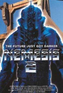 Nemesis 2: Nebula kapak