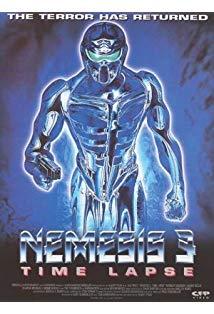 Nemesis 3: Time Lapse kapak